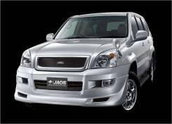 Обвес кузова аэродинамический. Toyota Land Cruiser Prado, GRJ120, GRJ120W, KDJ120, KDJ120W, KZJ120, LJ120, RZJ120, RZJ120W, TRJ120, TRJ120W, VZJ120, V...