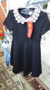 Платья школьные. Рост: 110-116, 116-122 см
