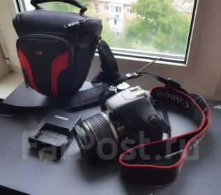 Canon EOS 450D Kit. 10 - 14.9 Мп, зум: 4х