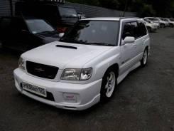 Бампер. Subaru Forester, SF5, SF9