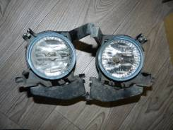 Фара противотуманная. Subaru Forester, SG5, SG Двигатели: EJ205, EJ204, EJ203