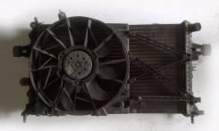 Радиатор охлаждения двигателя. Opel Zafira Opel Astra
