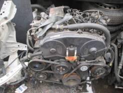 Двигатель в сборе. Mitsubishi Chariot, N38W Mitsubishi RVR Двигатель 4D68T