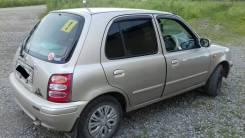 Nissan March. автомат, передний, 1.0 (60л.с.), бензин, 149тыс. км