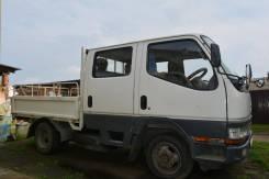 Mitsubishi Canter. 2-хкабинный 4M40, 2 800 куб. см., 1 500 кг.