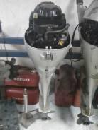 Honda. 9,90л.с., 4-тактный, бензиновый, нога L (508 мм), Год: 2009 год