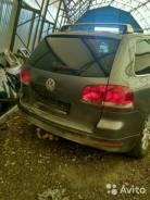 Капот. Volkswagen Touareg