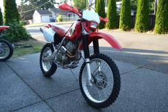 Honda XR 400. 400 куб. см., исправен, птс, без пробега