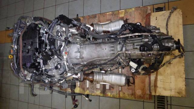 Двигатель VQ25HR на Infiniti новый