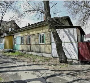 Продам часть дома. Улица Суханова 95, р-н Центр, площадь дома 37 кв.м., электричество 23 кВт, отопление твердотопливное, от частного лица (собственни...