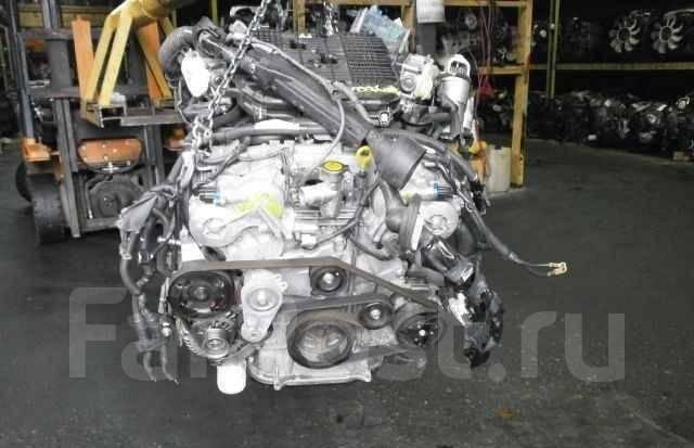 Двигатель VQ35HR на Infiniti новый