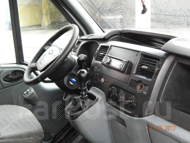 Ford Transit. Продается автобус 2012 г. в Новосибирске, 2 200 куб. см., 25 мест