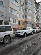 1-комнатная, улица Маковского 193а. Океанская, частное лицо, 34 кв.м. Дом снаружи