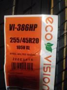 Ovation EcoVision VI-386HP. Летние, 2017 год, без износа, 1 шт