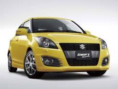 Решетка бамперная. Suzuki Swift, ZC32S