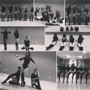 Jazz Funk в Новороссийске (Уроки клубных танцев для девушек)