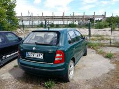 Ящик консоли Skoda Fabia 1999-2006 1,4 AZF, передний