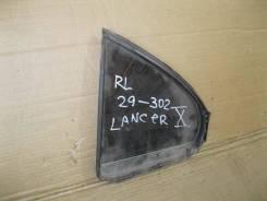 Стекло двери (форточка) Mitsubishi Lancer (CX, CY) 2007 >, заднее