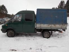 ГАЗ Газель. Продается Газель ГАЗ33023, 2 400 куб. см., 1 500 кг.