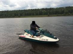 BRP Sea-Doo GTX. 110,00 л.с., Год: 1996 год
