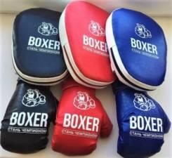 Перчатки боксерские. Под заказ