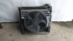 Радиатор охлаждения двигателя. BMW X5, E53 Двигатель M54B30