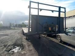Narko. Полуприцеп грузовой, 39 000 кг.