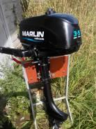 Marlin. 3,50л.с., 2-тактный, бензиновый, нога S (381 мм), Год: 2016 год