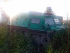 ГАЗ 73. ГТС вездеход, 5 300 куб. см., 2 000 кг.