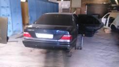 Mercedes-Benz S-Class. W140, M119 500