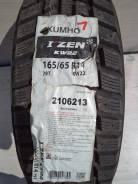 Kumho I'Zen KW22. Зимние, под шипы, 2014 год, без износа, 4 шт