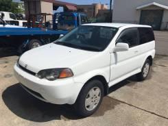 Honda HR-V. вариатор, передний, 1.6, бензин, 27 600 тыс. км, б/п, нет птс