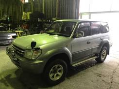 Toyota Land Cruiser Prado. автомат, 4wd, 3.0, дизель, 270 000 тыс. км, б/п, нет птс