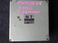 Блок управления двс. Nissan Caravan, VWME25 Двигатель ZD30DD