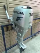 Honda. 30,00л.с., 4-тактный, бензиновый, нога L (508 мм), Год: 2003 год