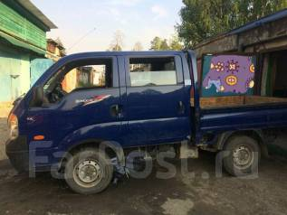 Kia Bongo III. Продается грузовик , 2 900 куб. см., 1 000 кг.