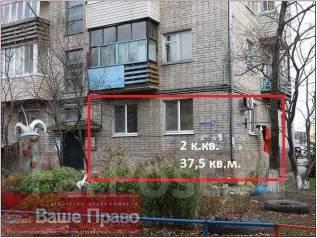 2-комнатная, Малиновского 19. Бархатная, агентство, 38 кв.м.