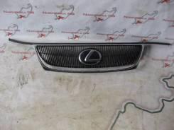 Решетка радиатора. Lexus: GS350, GS460, GS450h, GS430, GS300 Двигатели: 2GRFSE, 3UZFE, 3GRFSE, 3GRFE