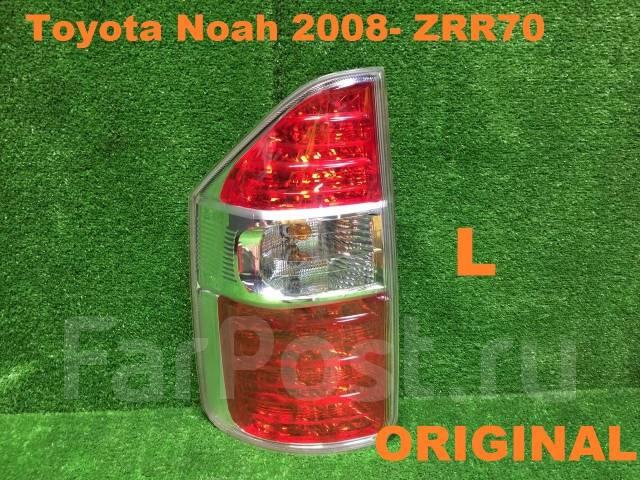 Стоп-сигнал. Toyota Noah, ZRR70, ZRR75, ZRR70G, ZRR70W Toyota Voxy, ZRR70, ZRR75 Двигатели: 3ZRFE, 3ZRFAE