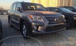 Lexus LX570. Продам ПТС LX570 вместе с машиной!