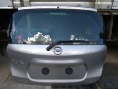 Дверь багажника. Nissan Note, E12
