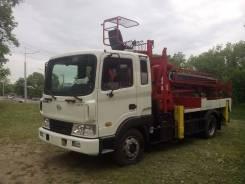 Kanglim. Ямобур автобуровая KDC5600, 5 899 куб. см.