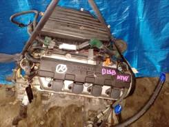 Двигатель в сборе. Honda Civic, ES, EU, ES7, ES9, EU2, EU1, EU4, EU3 Двигатель D15B