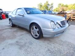 Mercedes-Benz CLK-Class. C208, M112