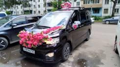 Авто на Свадьбу Voxy2013. С водителем