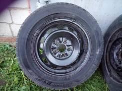 Dunlop. Зимние, износ: 40%, 4 шт