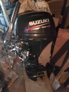 Suzuki. 15,00л.с., 4-тактный, бензиновый, нога S (381 мм), Год: 2013 год