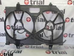 Диффузор радиатора Nissan, X-Trail