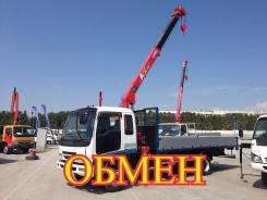 Isuzu Forward. Самогруз , 2004 г. в. ТНВД рядный, 7 000 кг., 12 м.