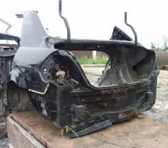 Кузов задняя часть Nissan Tiida C11